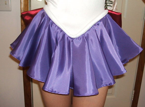 saturn planet costume skirt-#9