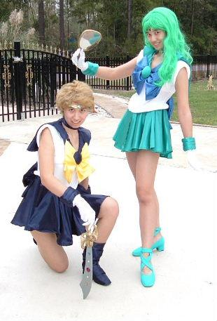 sailor moon costume for kids  Sailor Uranus Costume