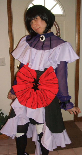 Possessed Hotaru Anime Costume Cosplay