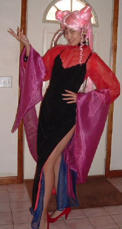 Wicked Lady Costume Cosplay - 28.6KB
