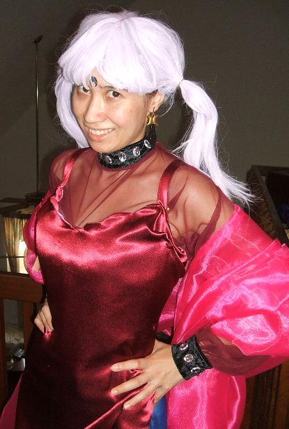 Wicked Lady Manga Costume Cosplay - 60.7KB