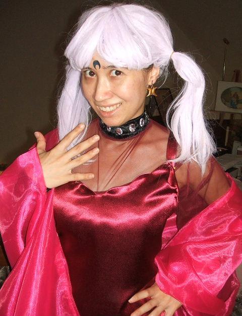 Wicked Lady Manga Costume Cosplay - 69.6KB