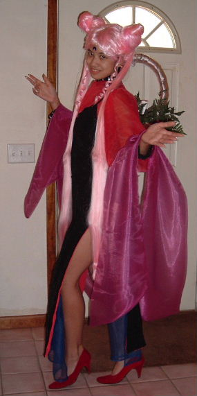 Wicked Lady Costume Cosplay - 34.1KB