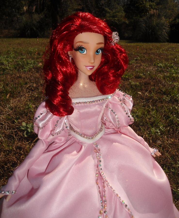 "Princess Ariel 17"" LE Style Doll"
