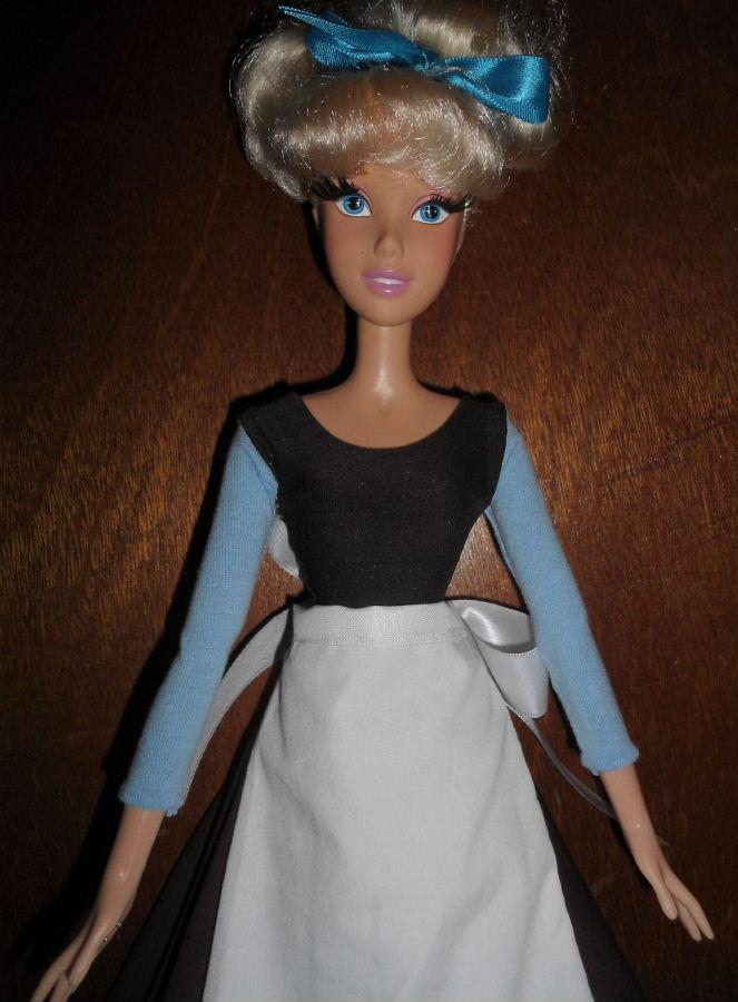 Maid Cinderella 17 Quot Singing Doll