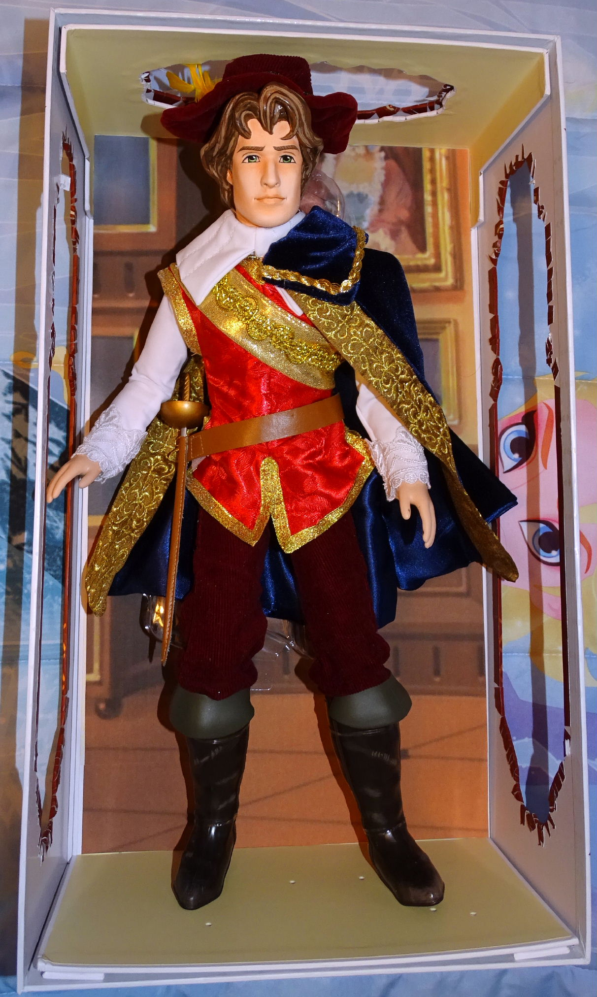 Sir John Rolfe 18 Quot Le Style Doll