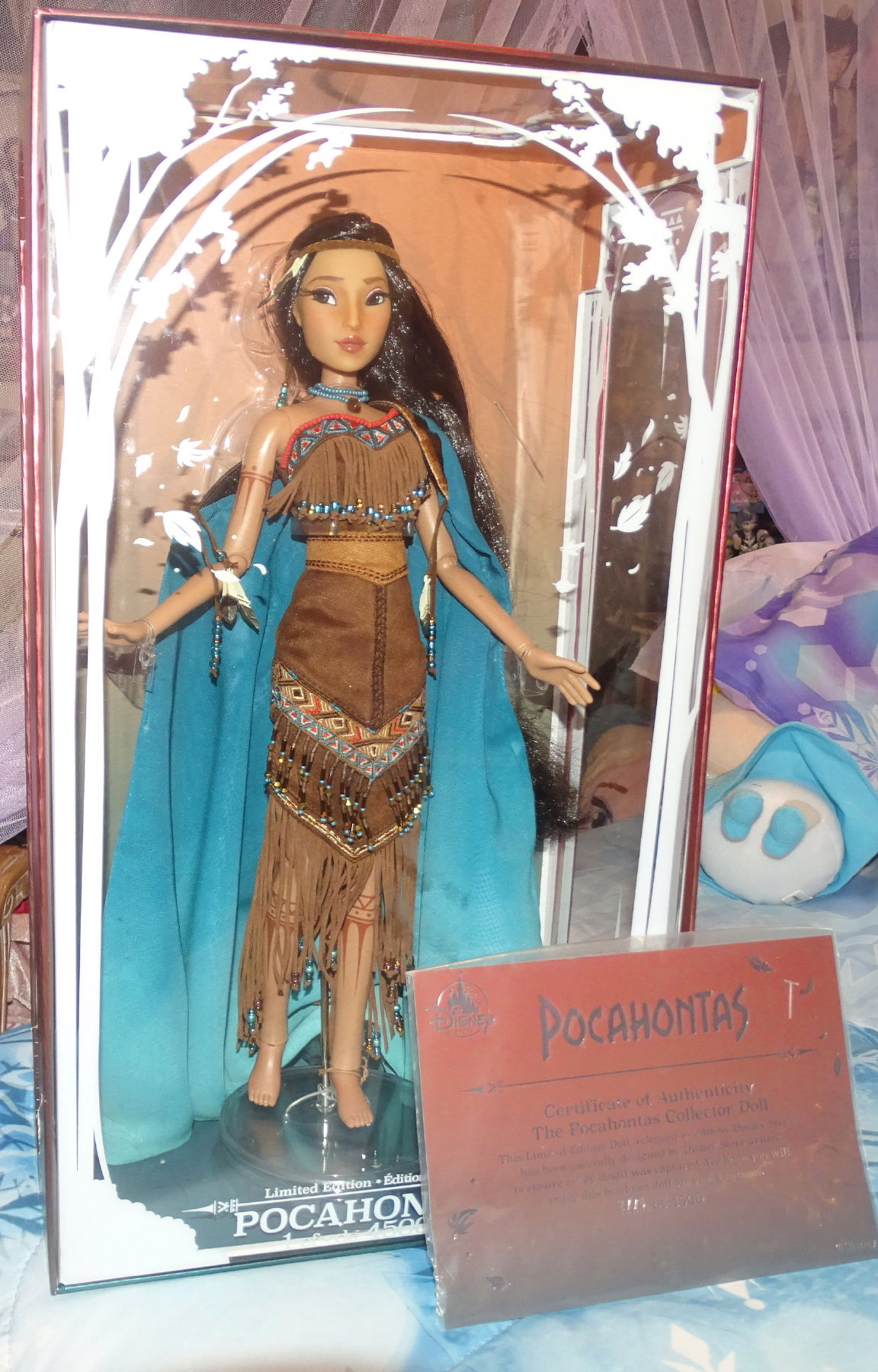 Pocahontas Vers 2 16 Quot Le Customized Doll