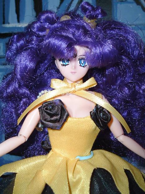 """11"""" Human Luna Volks Doll"""