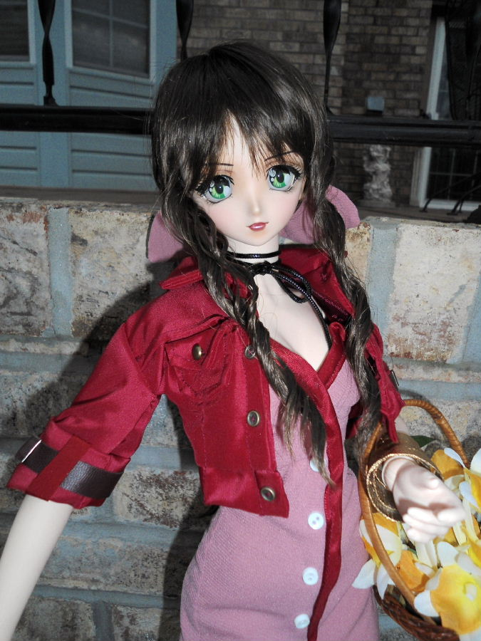 Aerith Gainsborough 24 Quot Volks Of Japan Doll