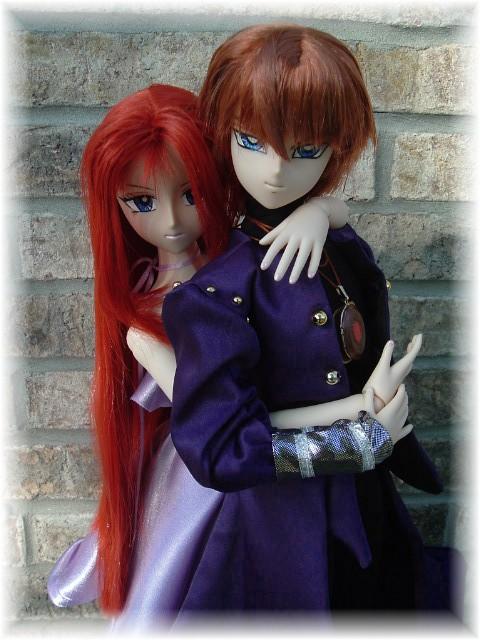 "Serenity Wheeler 24"" DD Volks of Japan Doll"