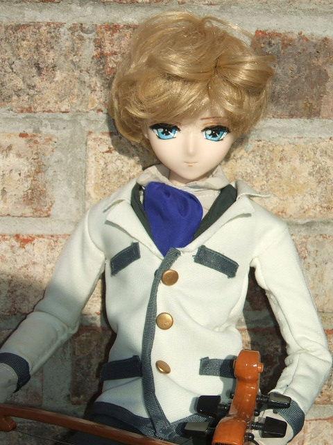 keiichi shimizu 60cm bjd dd japan doll