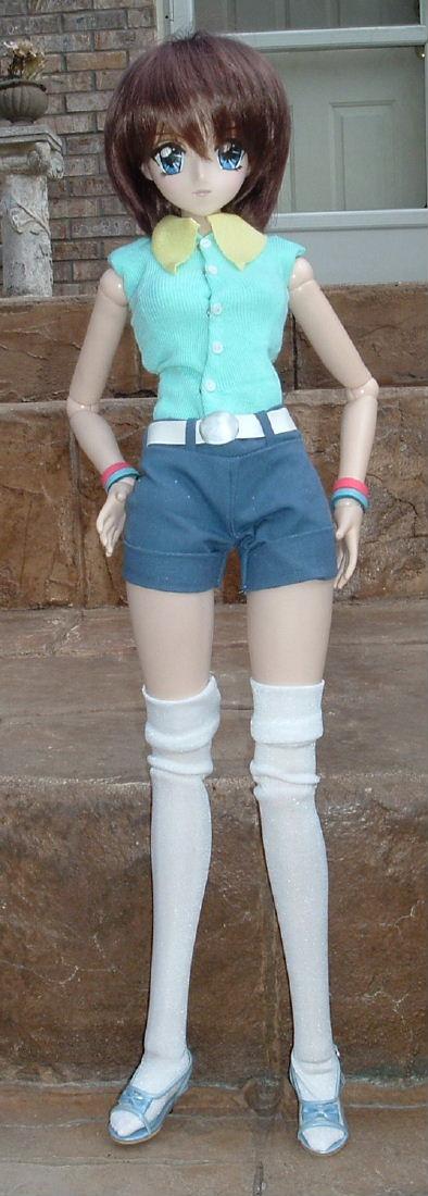 Tea Gardner 24 Quot Dd Parabox Obitsu Japan Doll