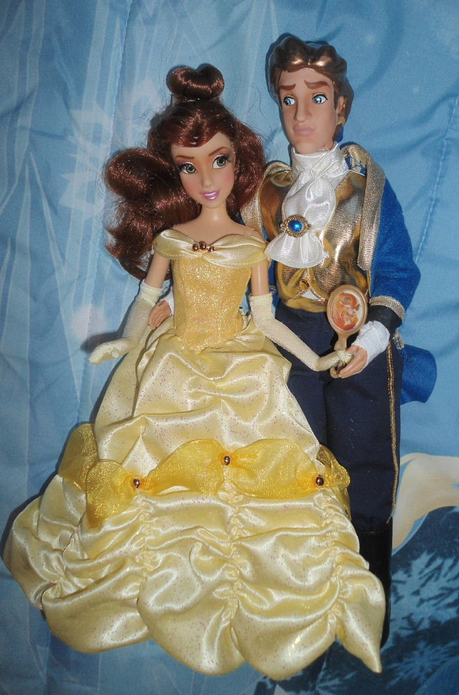"""Princess Belle from Beauty & the Beast 11"""" Doll!!"""