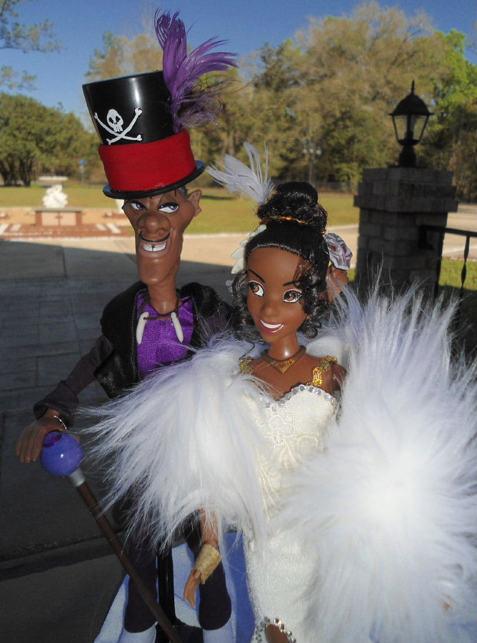 "What Is Voodoo >> Dr Facilier from Princess and the Frog 11"" Doll!!"