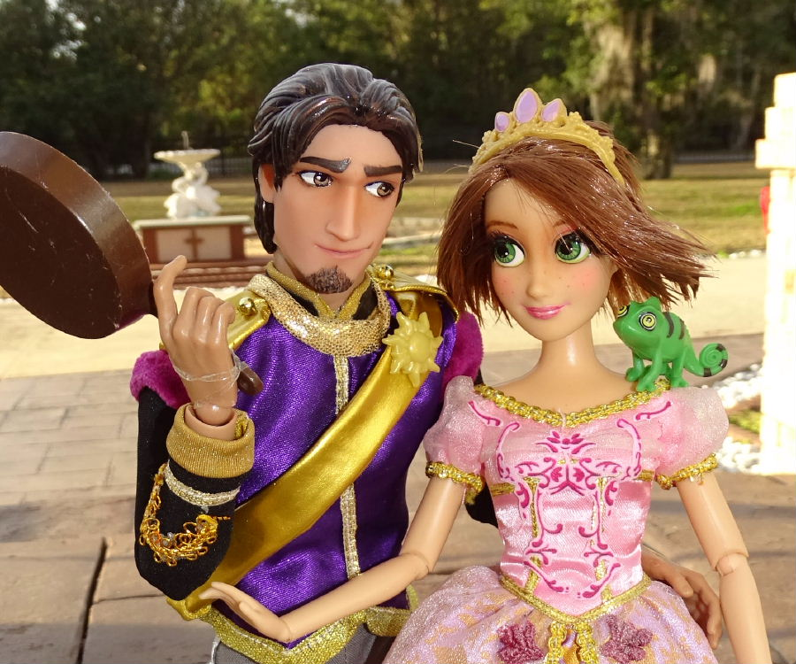 Princess Rapunzel From Tangled Frozen 11 Quot Doll