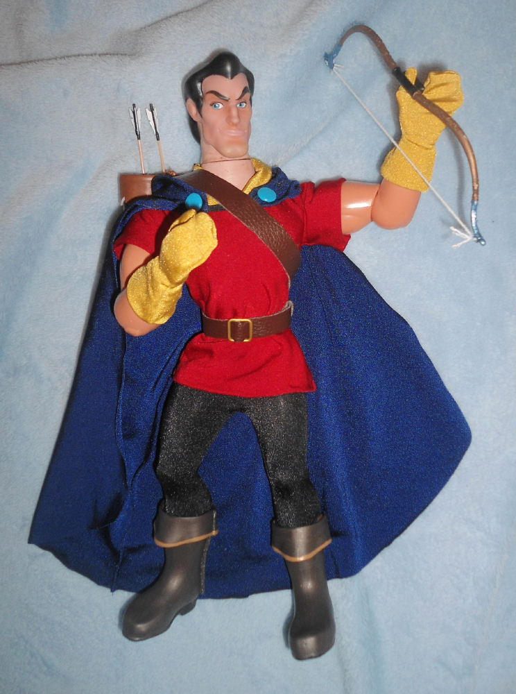Gaston 11 Quot Doll