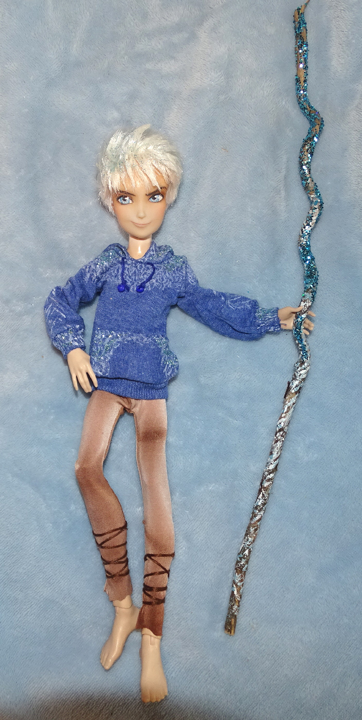 """Jack Frost 11"""" Doll!!"""