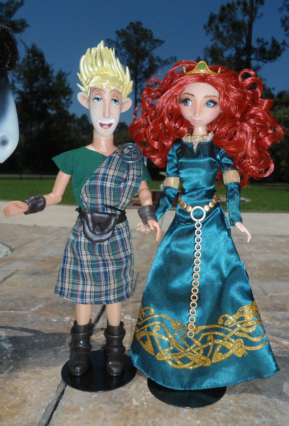 Lady Merida 11 Quot Doll