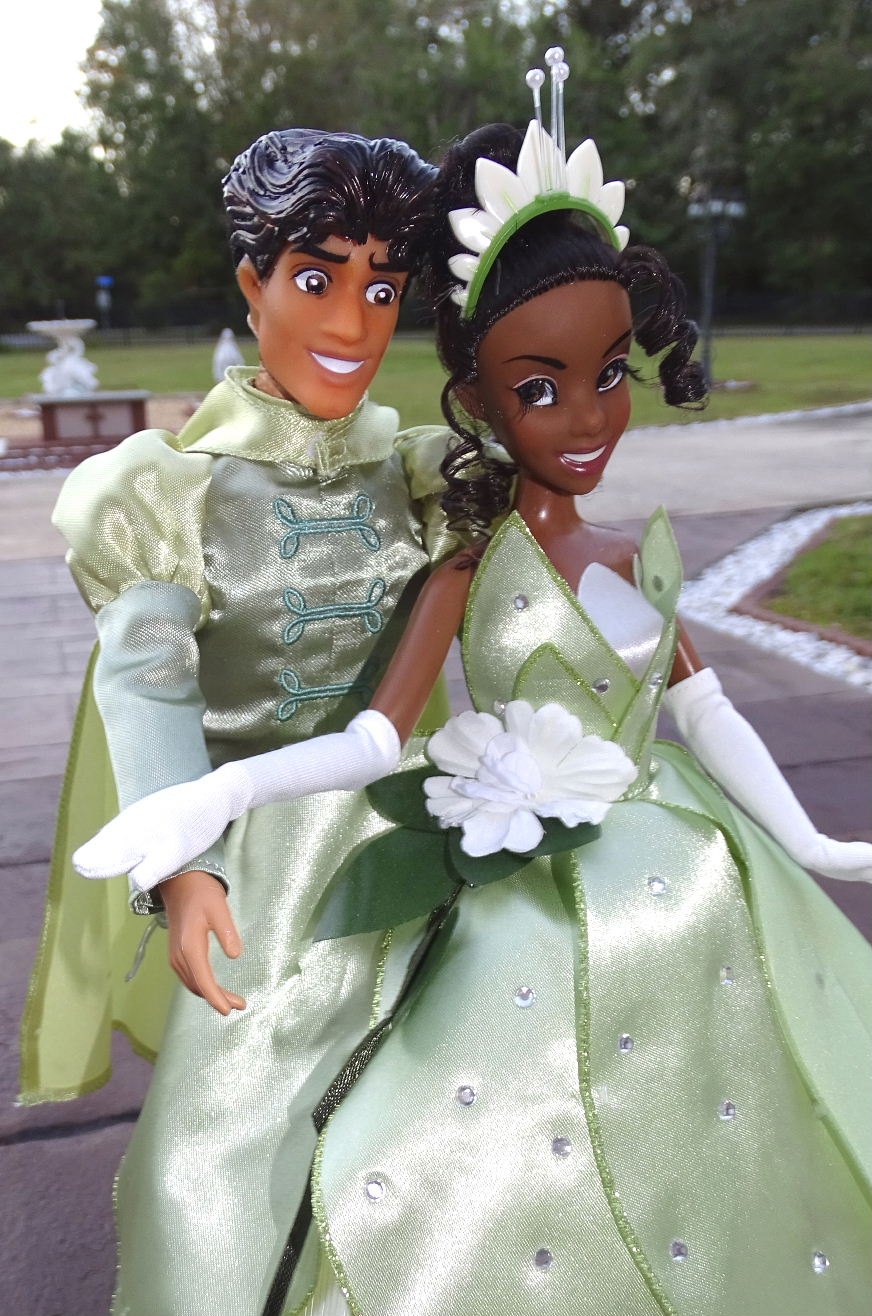 """Prince Naveen from Princess and the Frog 12"""" Doll!!"""