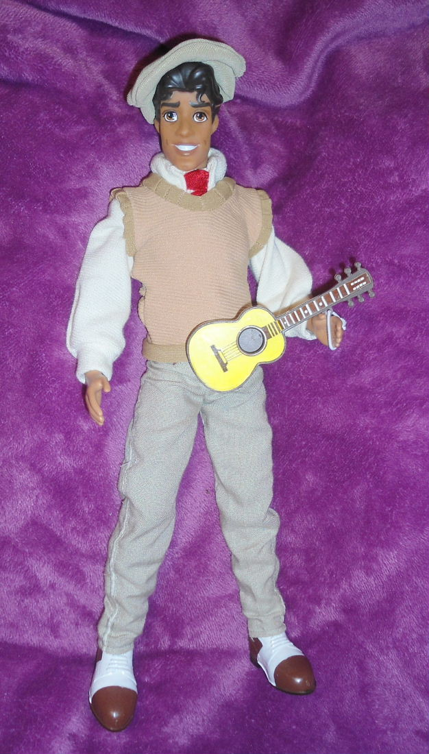 Prince Naveen Vers 2 From Princess And The Frog 12 Doll