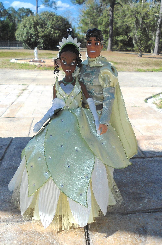 Princess Tiana From Princess And The Frog 11 Doll