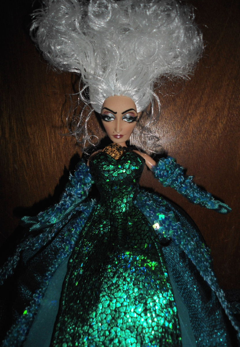 Ursula From The Little Mermaid Broadway Musical 11 Quot Doll