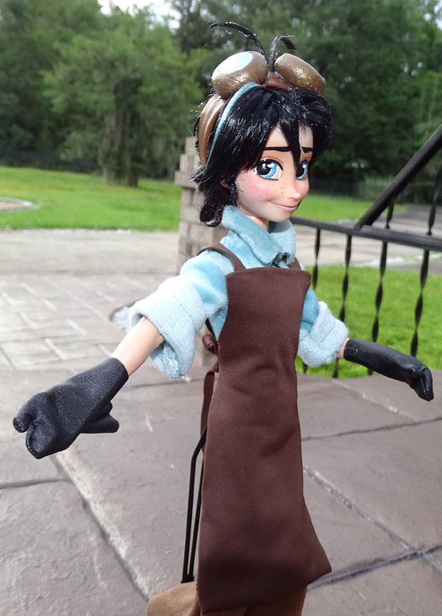 varian from tangledfrozen 11quot doll