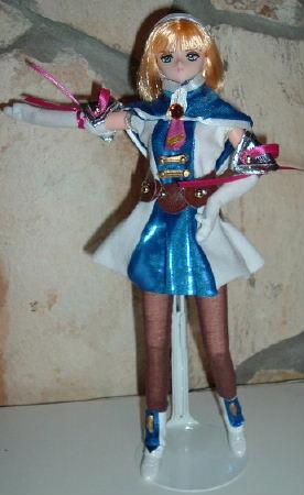"""Cassandra 11"""" Volks of Japan Doll"""
