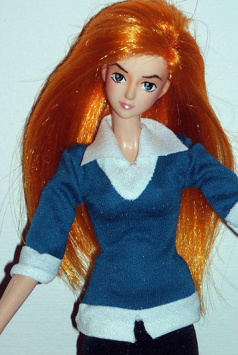 gwen tennyson 11quot obitsu of japan doll