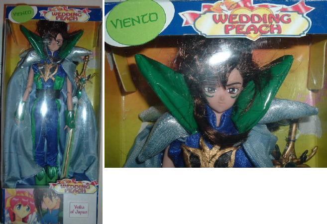 "Viento 11"" Volks of Japan Doll"