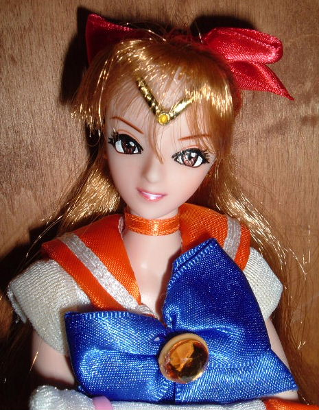 Pgsm Sailor Venus 11 Quot Volks Doll