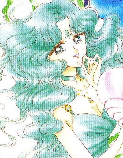 Eternal Sailor Neptune Manga General
