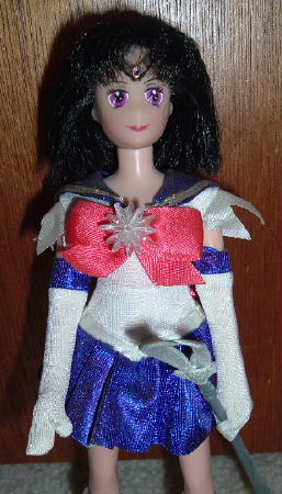 Sailor Saturn 10 5 Quot Irwin Canada Style Doll