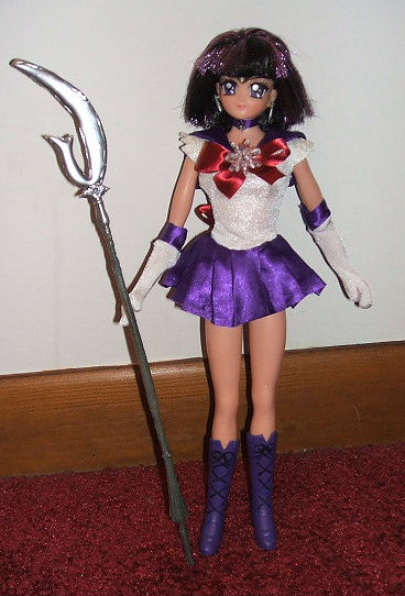Sailor Saturn 11 5 Quot Irwin America Doll