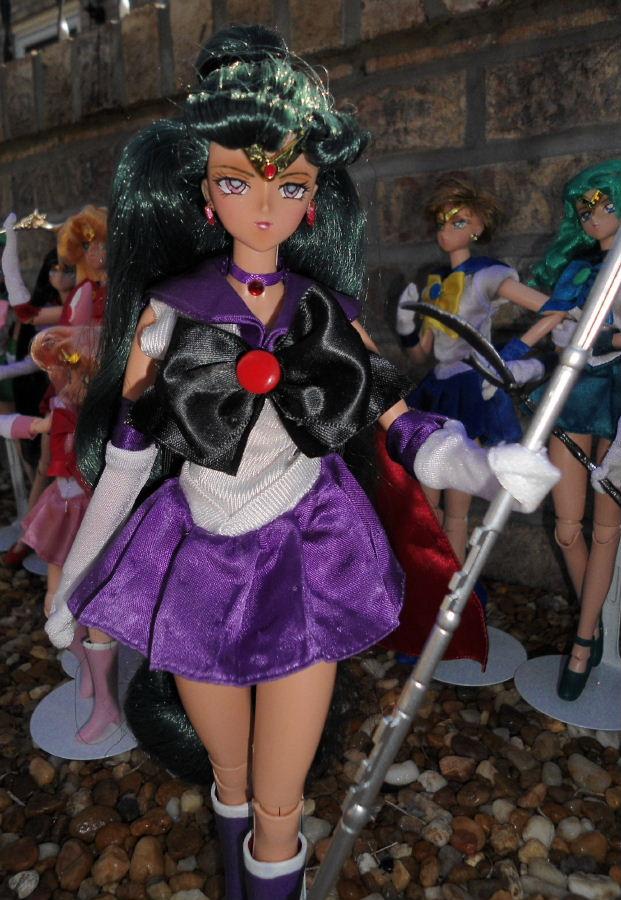 Original Sailor Pluto 11 Quot Volks Doll