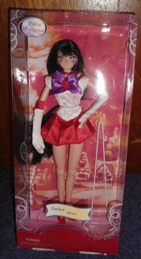Sailor Mars 11 Quot Volks Doll