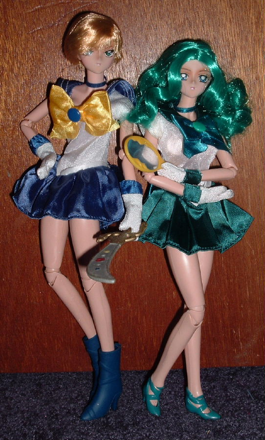 Original Sailor Neptune 11 Quot Volks Doll
