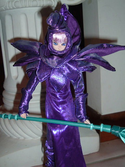 **Dark Magician Girl doll not included but sold separately** & Dark Magician 13