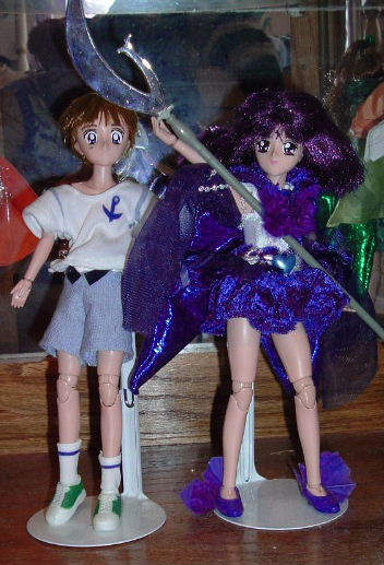 Infinite Sailor Saturn Doll Outfit
