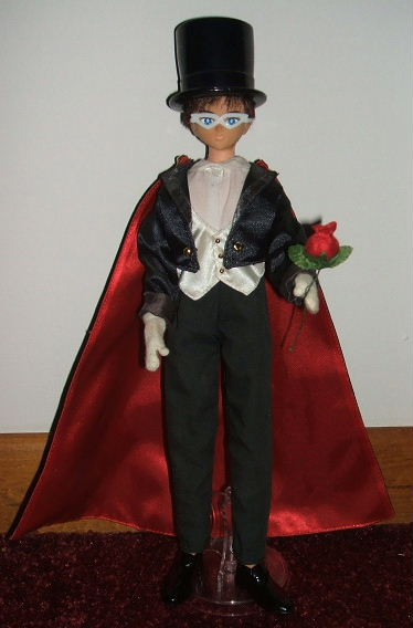 Tuxedo Mask Doll Outfit a53308726b75