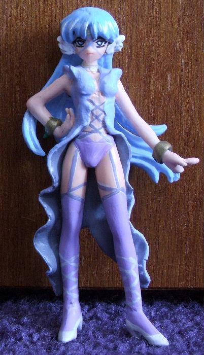 "Sailor Aluminum Siren 4"" Figure"