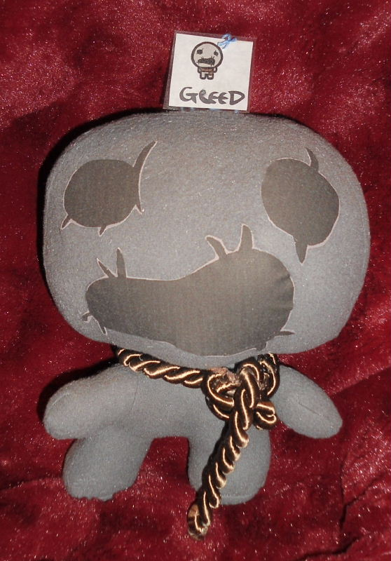 Thank You For Your Order >> Lita Mitchell's The Binding of Isaac Plushies!!