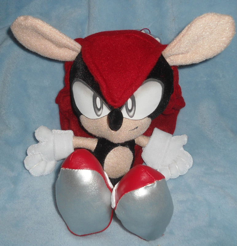 Lita Mitchell S Sonic The Hedgehog Ufo Catchers