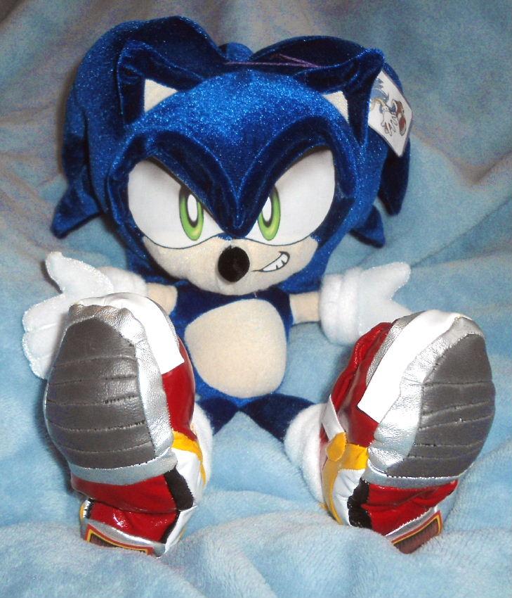 Lita Mitchell S Sonic The Hedgehog Ufo Catchers