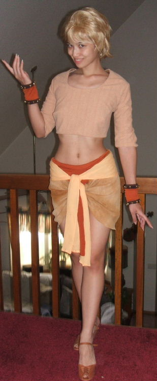 Gabrielle 2 Costume from Xena